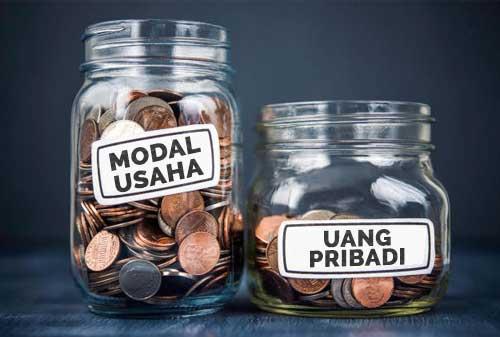 Pisahkan Uang Pribadi dengan Uang Usaha