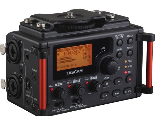audio recorder TASCAM