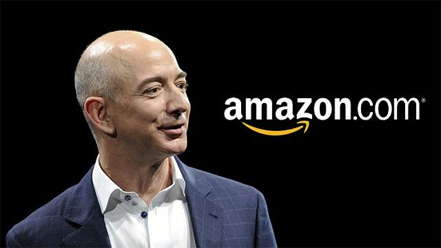 foto Jeff Bezos - Pendiri Amazon