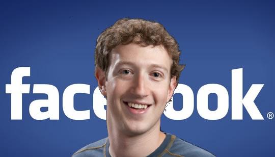 foto Mark Zuckerberg - pendiri facebook