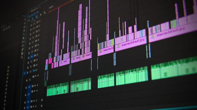 membuat film pendek - editing video