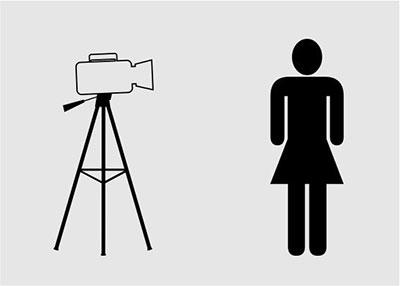posisi kamera normal-angle-shot
