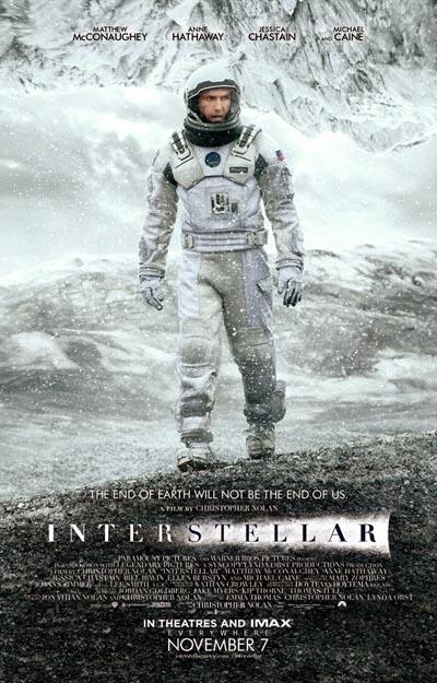 poster interstellar movie - namafilm