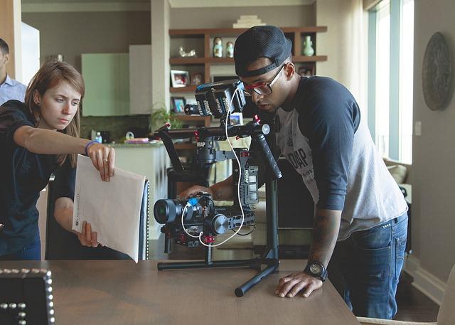 proses membuat film