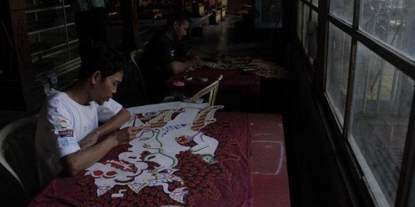 Produsen Wayang Kulit Balai Agung Solo