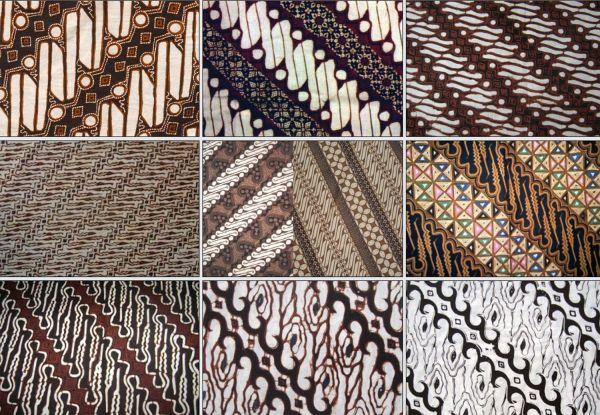 Motif motif Batik