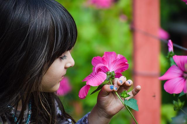 Anak kreatif akan memiliki rasa ingin tahu yang besar