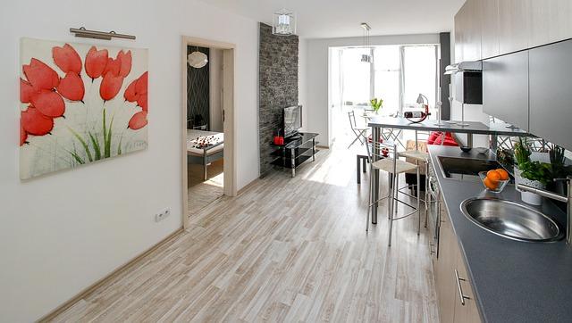 Desain interior dapur yang mampu memberi rasa aman dan nyaman
