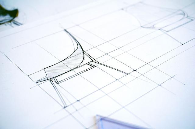 Gambar Teknik, salah satu mata kuliah jurursan Desain Interior