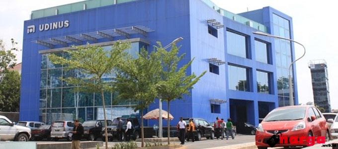 Kampus Universitas Dian Nuswantoro Semarang