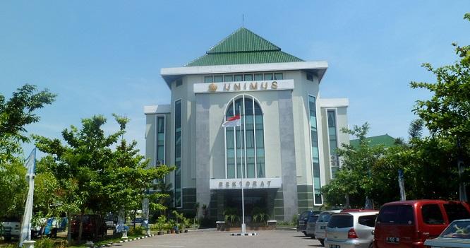 Kampus Universitas Muhammadiyah Semarang Unimus