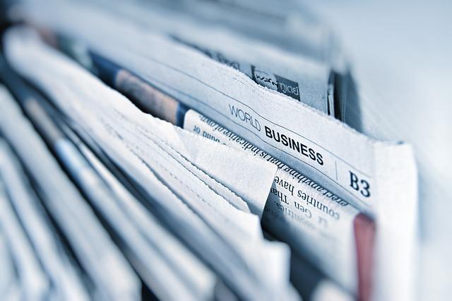 Kerja di penerbitan koran