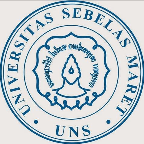 Logo uns Universitas Sebelas Maret Surakarta