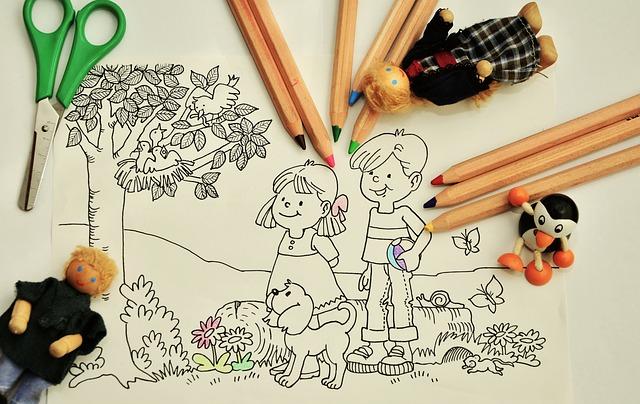 Lulusan multimedia menjadi ilustrator