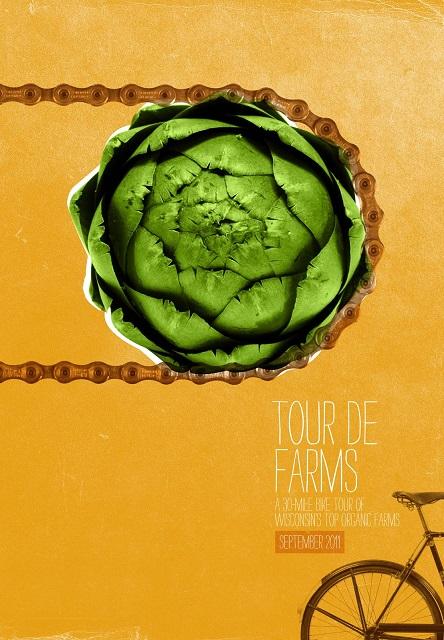 Tour de Farms, Artichoke chain