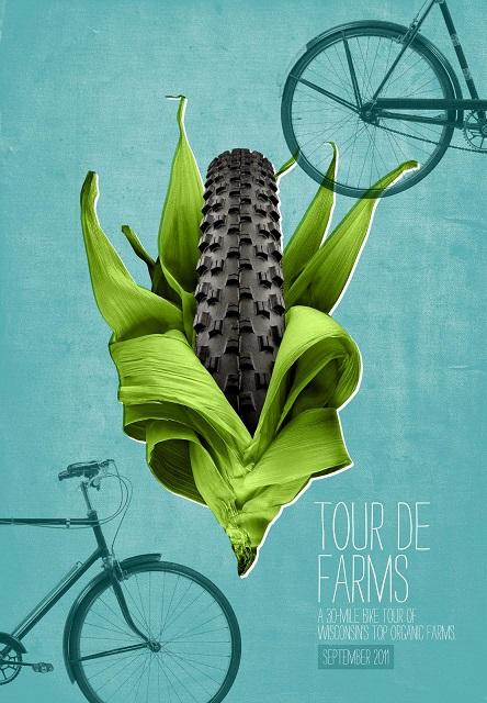 Tour de Farms, Corn tire