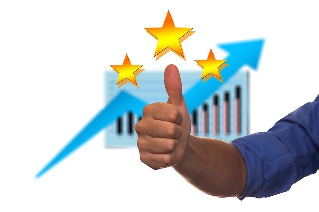 Tunjukkan prestasi untuk meningkatkan penjualan produk