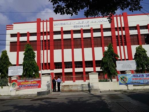 Universitas 17 Agustus 1945 Untag Semarang