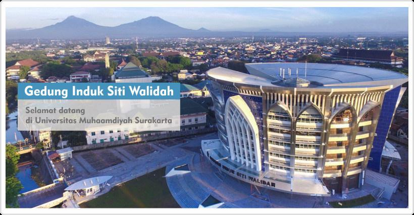 kampus Universitas Muhammadiyah Surakarta (UMS)