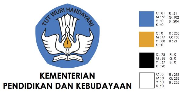Logo Tut Wuri Handayani yang digunakan Kementerian Pendidikan dan Kebudayaan