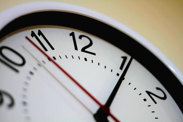 manfaatkan waktu dengan baik