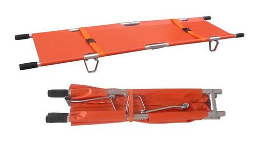 tandu lipat, alat k3 untuk evakuasi korban kecelakaan