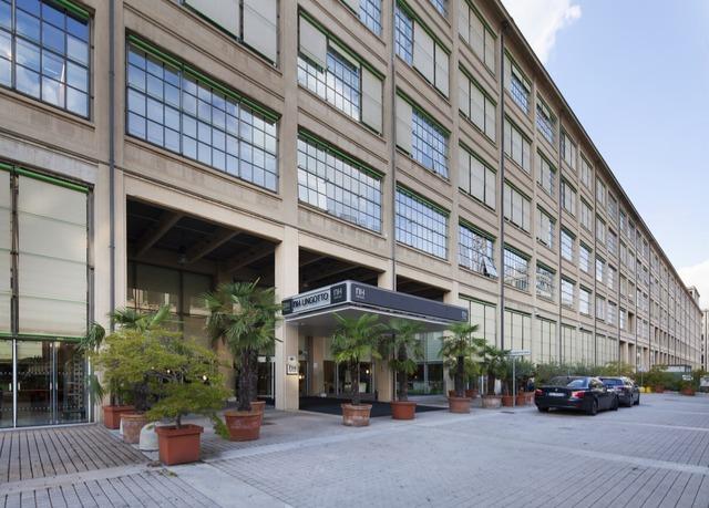 Hotel tertua dunia - NH Torino Lingotto Congress