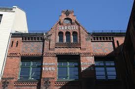 Hotel tertua dunia - Sarotti-Hoefe Hotel, Berlin