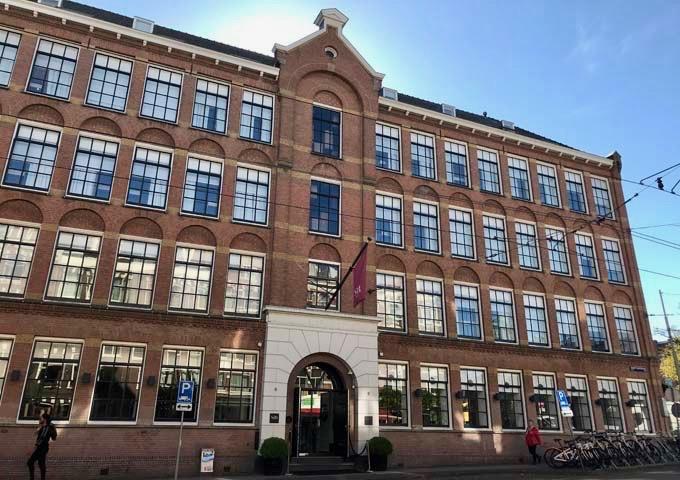 Hotel tertua dunia - Sir Albert Hotel Amsterdam