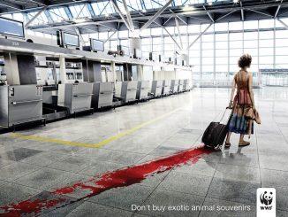 Iklan Layanan Masyarakat-Jangan membeli souvenir