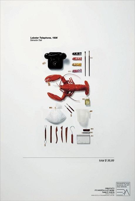 Iklan sekolah seni dan desain 2