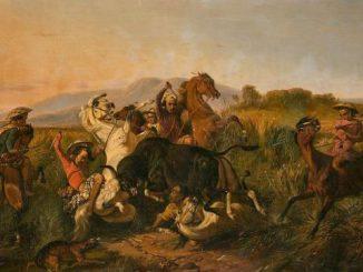 Raden Saleh Perburuan Bant