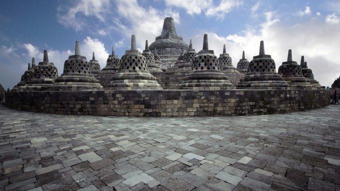 Wisata Jawa Tengah - Candi Borobudur