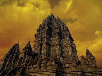 Wisata Jawa Tengah - Candi Prambanan