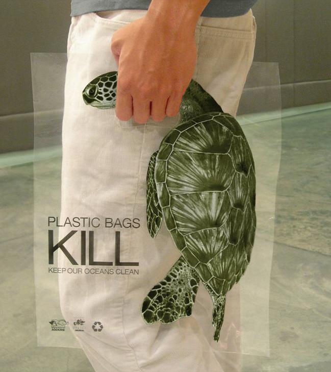 contoh iklan layanan masyarakat sampah plastik