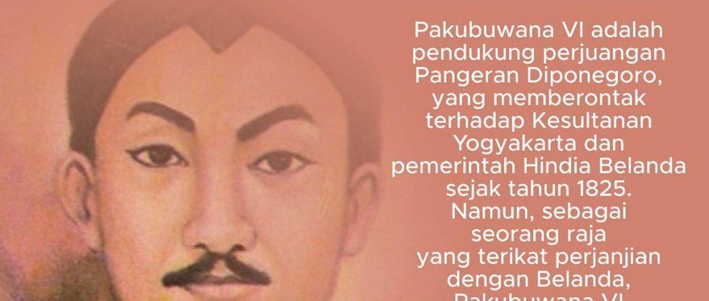 Kisah Paku Buwono VI