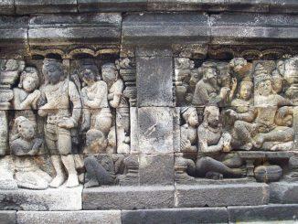Wangsa Syailendra dan Sanjaya, antara Sekutu dan Seteru