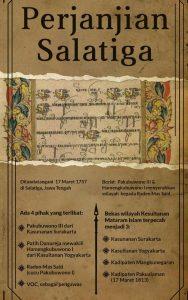 Perjanjian Salatiga, Akhir Perlawanan Pangeran Sambernyawa/Wikipedia