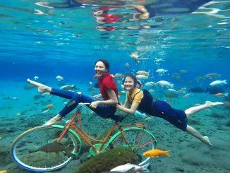 Umbul Ponggok dan Wisata Air Lengkap di Klaten