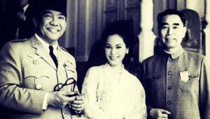 Kisah Cinta Soekarno dengan Istri-istrinya